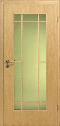 Glatte Türen